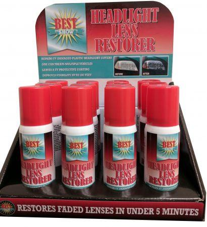 BIS Headlight Lens Restorer